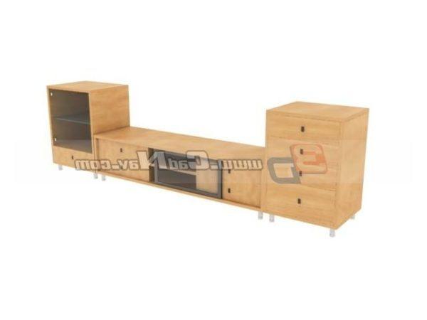 Muebles combinados de aparador para el hogar