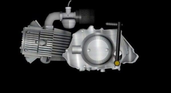 Industrial Honda Motorcycle Engine