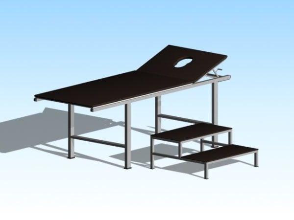 Hospital Equipment Examination Table