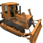 Bulldozer Hydraulique Industriel Lourd