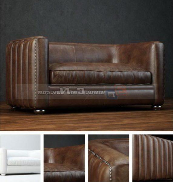 Italian Leather Furniture Sofa Chair
