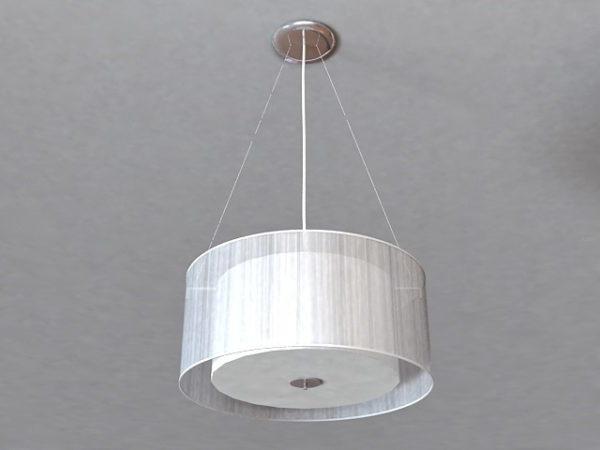 Drum Pendant Lighting Free Model