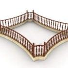 Structure Loft Railings