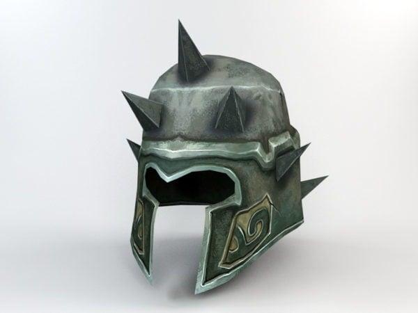 Middle Age Warrior Helmet