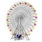 ديزني لاند Big Ferris Wheel