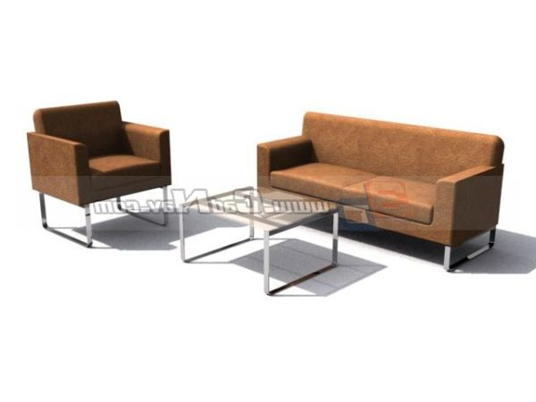 Office Room Waiting Sofa Furniture
