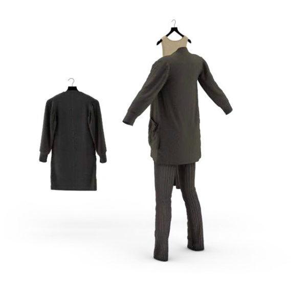 مكتب مجموعة ملابس النساء