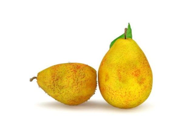 الكمثرى فاكهة