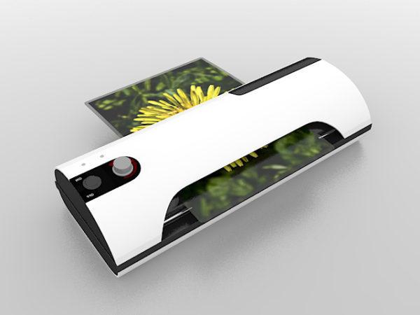 Impresora fotográfica de oficina