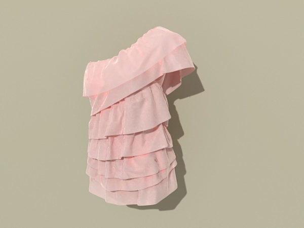 تنورة مطوي اللباس المناسب