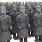 Qin Terracotta Soldiers