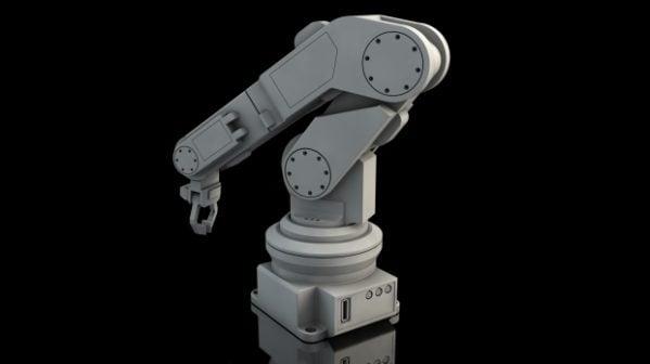 産業用ロボットアーム