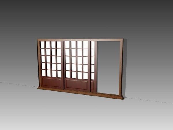 Puertas divisorias de dormitorio
