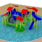 Children Pool Water Park