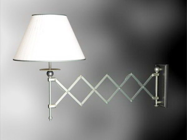 Bedroom Swing Arm Wall Light Free 3d Model Max Vray Open3dmodel 182080