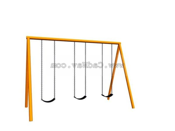 Outdoor Swing Frame