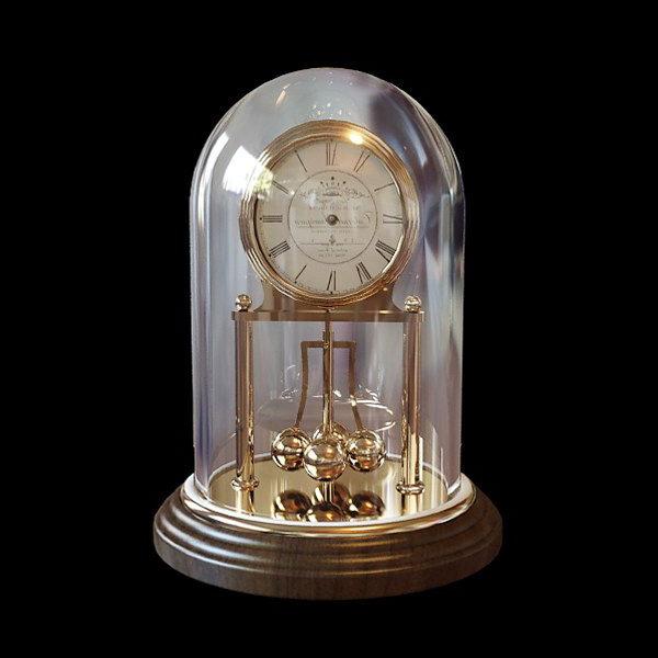 Reloj de chimenea vintage para el hogar