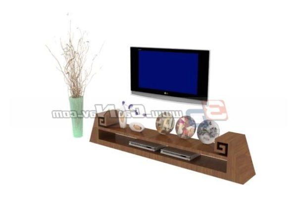 Muebles de pared para soporte de TV