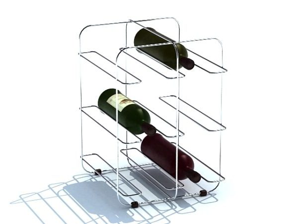 Wire Wine Racks Home Kitchen