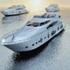 Vandfartøjsbåd Ocean