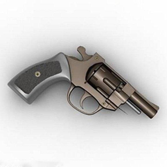 Vintage Pistol Gun