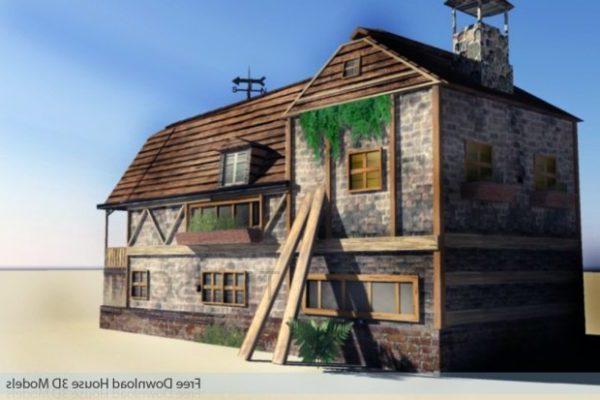 البيت القديم الاسلوب