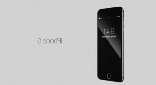 Iphone 6 Applen älypuhelin