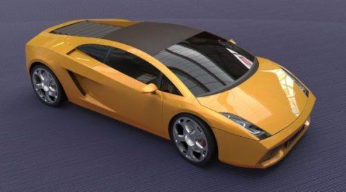Lamborghini Gallardo 2005 -auto
