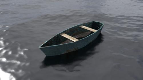 قارب الصف الغربي
