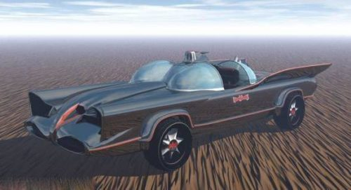 سيارة Batmobile 1960