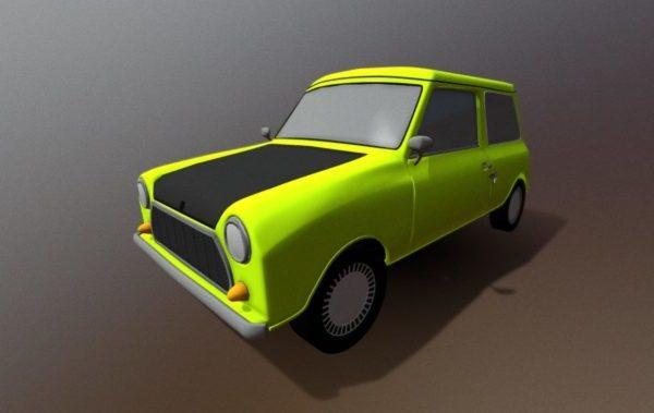 Mini Ritz -auto 1985
