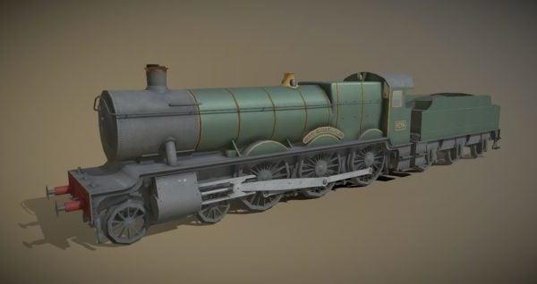 عربة قطار دومبلتون