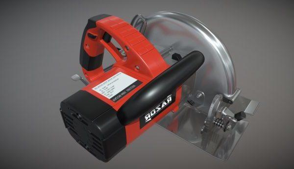 Power Tool Circular Saw