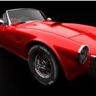 Red Ac Cobra 269 Car