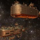 Alpaka Uzay Gemisi Tasarımı