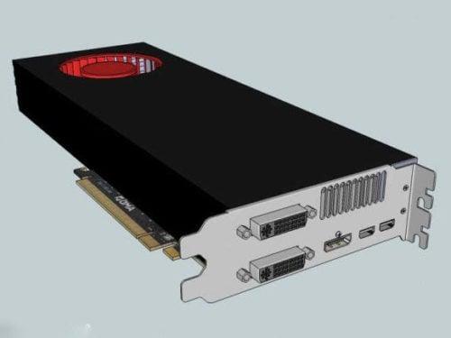 بطاقة AMD Radeon Vga