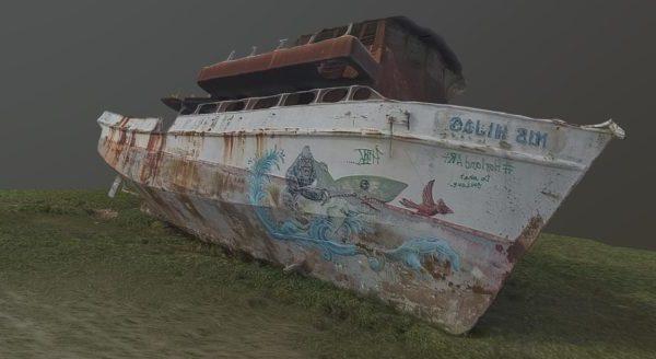 Hylätty vene