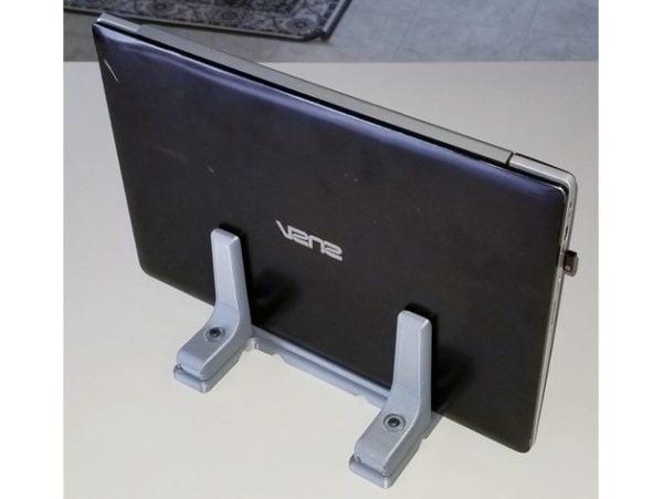 Adjustable Vertical Laptop Stand Printable