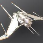 Kosmická loď Aerodyne Aircrafr