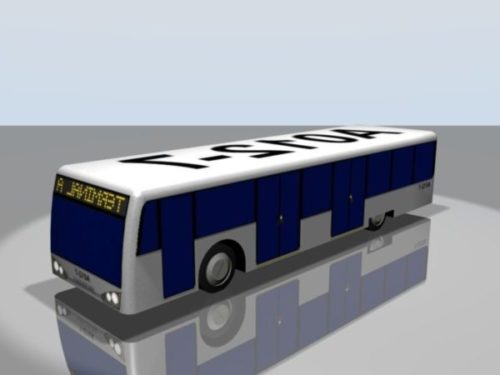 سيارة حافلة المطار