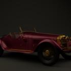 Car Alfa Romeo 6c