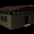 Shop House Building