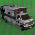 Ambulance Car Full Acessories