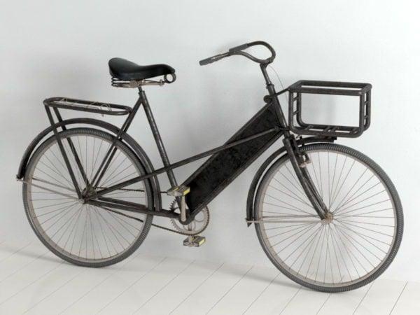 Diseño de bicicletas antiguas