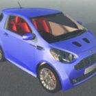 Coche Aston Martin Cygnet Design