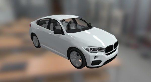 Auton Bmw X6 Design