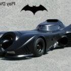 Slavné Batmobile Car