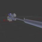 Battlefield Sniper Gun