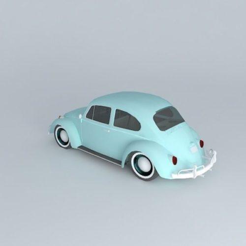 خمر سيارة خنفساء 1961