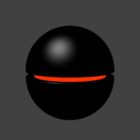 ブラックボールロボット愛キャラクター